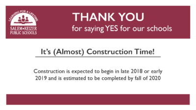 Construction to begin soon at North!