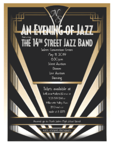 Evening of Jazz poster