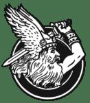 Classic North Salem Viking Logo